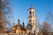 Церковь Воздвижения Креста Господня - Сидорково - Ярославский район - Ярославская область