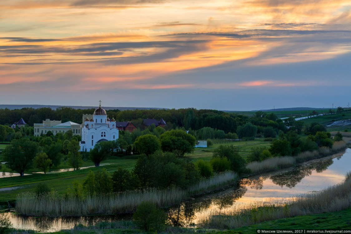 Церковь Сергия Радонежского, Малобыково