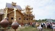 Церковь Николая Чудотворца - Алферовка - Новохопёрский район - Воронежская область