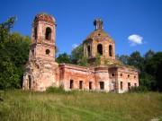 Церковь Троицы Живоначальной - Комарево - Арсеньевский район и пос. Славный - Тульская область