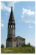 Церковь Михаила Архангела - Гробищево - Комсомольский район - Ивановская область