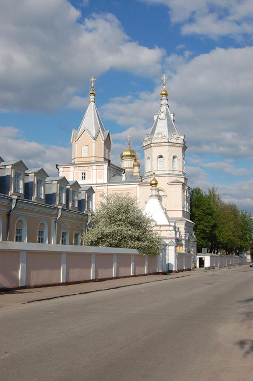 Троицкий Корецкий женский монастырь-Корец-Корецкий район-Украина, Ровенская область