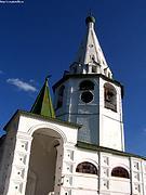 Церковь Благовещения Пресвятой Богородицы на архиерейском дворе - Суздаль - Суздальский район - Владимирская область