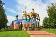 Воскресенский мужской монастырь - Самара - г. Самара - Самарская область