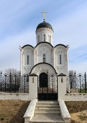 Церковь Сергия Радонежского - Товарково - Кольчугинский район - Владимирская область