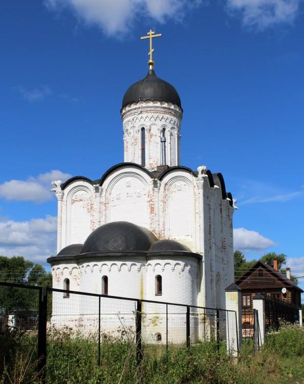 Церковь Сергия Радонежского, Товарково