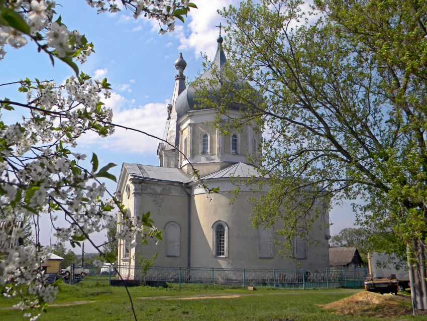 Церковь Димитрия Солунского, Мальцево 2-е
