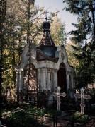 Павловск. Неизвестная часовня на Павловском кладбище