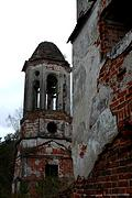 Церковь Троицы Живоначальной - Космодамиановский погост (Андреевское) - Рамешковский район - Тверская область
