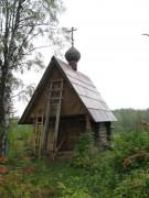 Неизвестная часовня над могилой старца Максима Югова - Пятницкий погост - Великоустюгский район - Вологодская область