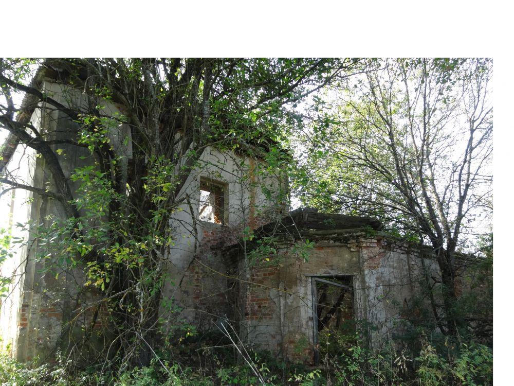 Церковь Введения во храм Пресвятой Богородицы, Митьково