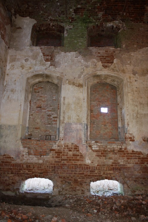 Церковь Трёх Святителей, Новоникольское