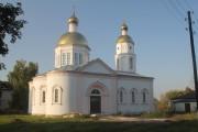 Церковь Димитрия Солунского - Казачья Локня - Суджанский район - Курская область