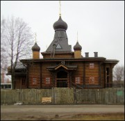 Церковь Серафима Саровского - Курск - Курск, город - Курская область