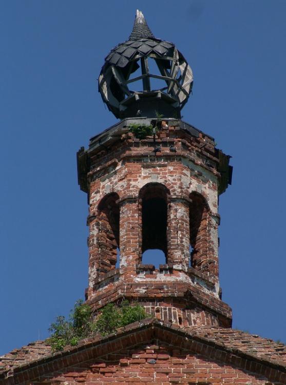 Церковь Знамения Честного Креста Господня, Михеевское