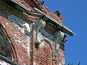 Церковь Знамения Честного Креста Господня - Михеевское - Нерехтский район - Костромская область