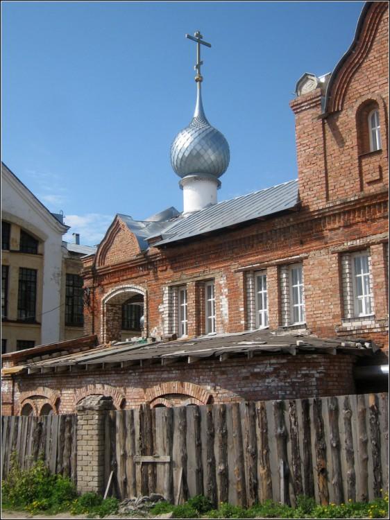 Церковь Всех Святых, Иваново