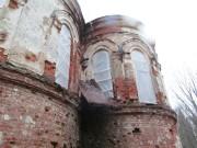 Церковь Троицы Живоначальной - Язвищи - Окуловский район - Новгородская область
