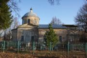 Церковь Спаса Преображения - Никольская Слобода - Новодугинский район - Смоленская область