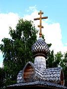 Часовня Новомучеников и исповедников Орловских - Крыловский - Дмитровский район - Орловская область