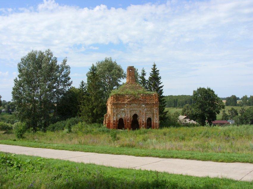 Церковь Покрова Пресвятой Богородицы, Кошелево