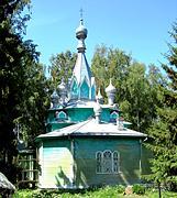 Церковь Нила Столобенского - Борис-Глеб - Сычёвский район - Смоленская область