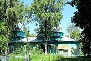 Церковь Нила Столобенского - Борис-Глеб - Сычевский район - Смоленская область