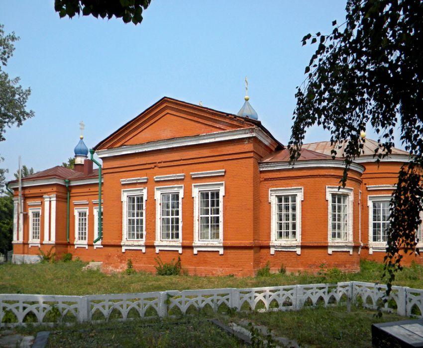 Церковь Успения Пресвятой Богородицы, Бобрышево