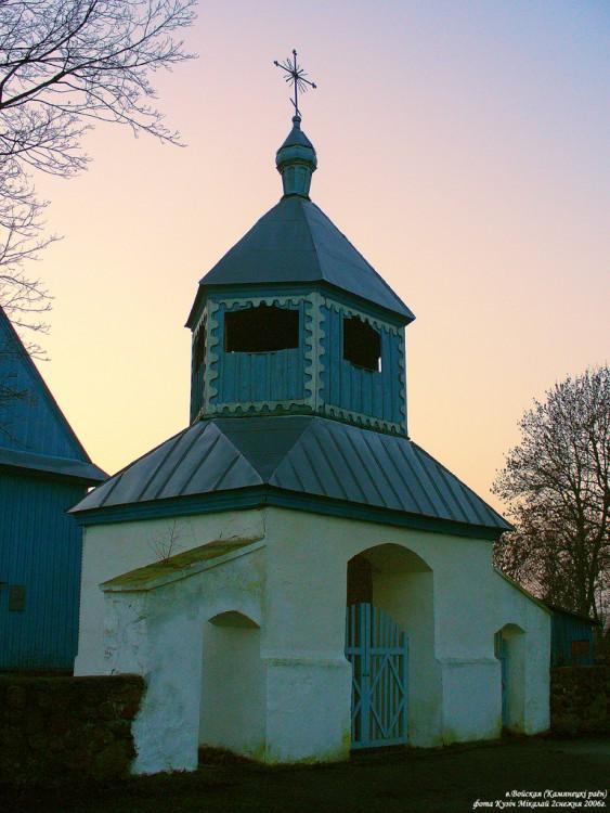 Церковь Троицы Живоначальной, Войская