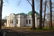 Церковь Воздвижения Креста Господня - Красный Холм - Шиловский район - Рязанская область