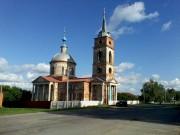Церковь Рождества Христова - Желудево - Шиловский район - Рязанская область