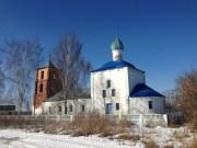Церковь Николая Чудотворца (Покрова Пресвятой Богородицы) - Берёзово - Шиловский район - Рязанская область