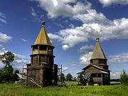 Церковь Покрова Пресвятой Богородицы - Ухта (Попадьино) - Каргопольский район - Архангельская область