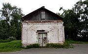 Церковь Илии Пророка - Благовещенье - Большесельский район - Ярославская область