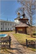 Толга. Введенский Толгский женский монастырь. Часовня Трифона Ростовского