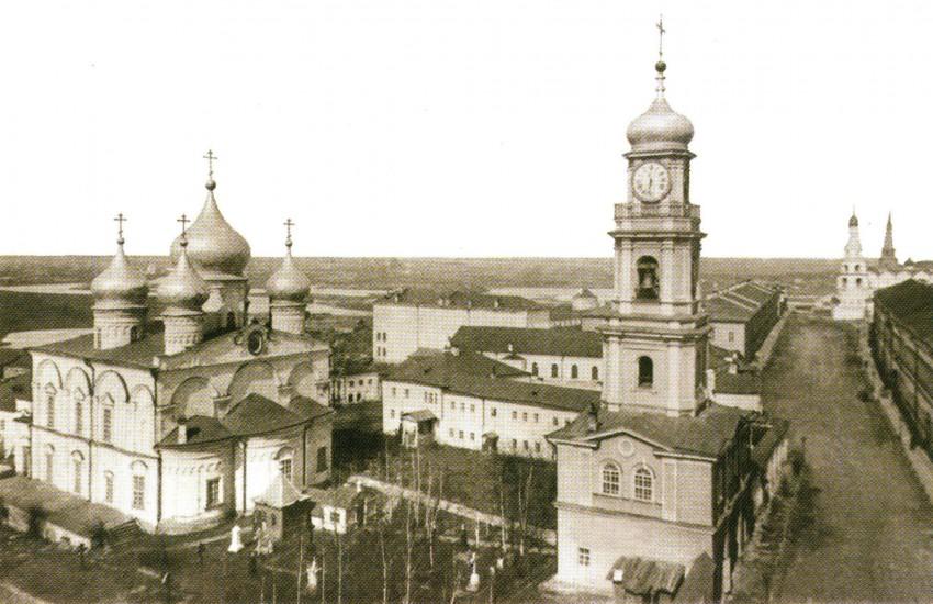 Спасо-Преображенский монастырь г. Казань