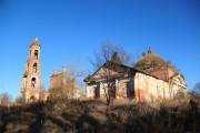 Верзино. Храмовый комплекс.Церкви Успения Пресвятой Богородицы и Воскресения Словущего