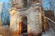 Церковь Воскресения Христова - Воскресенье, урочище - Большесельский район - Ярославская область