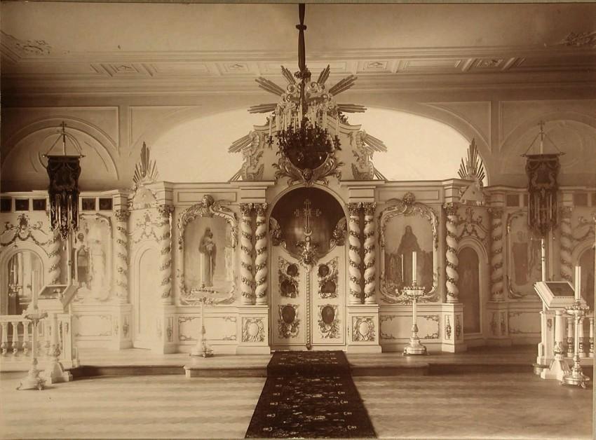 Церковь Троицы Живоначальной Гатчинского реального училища, Гатчина