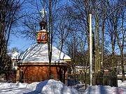 Церковь Георгия Победоносца - Поварово - Солнечногорский район - Московская область