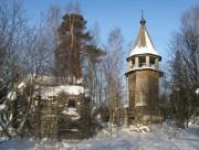 Церковь Илии Пророка и Трех святителей - Лукостров - Пудожский район - Республика Карелия