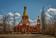 Троицкий Сунгур. Троицы Живоначальной, церковь