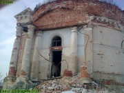 Церковь Рождества Христова - Коптевка - Новоспасский район - Ульяновская область