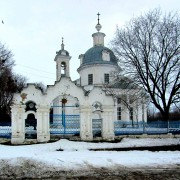 Церковь Казанской иконы Божией Матери - Бутаково - Вознесенский район - Нижегородская область