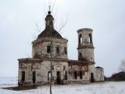 Троицы Живоначальной церковь - Девлетяково - Вознесенский район - Нижегородская область