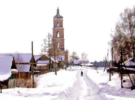 Церковь Рождества Христова, Рождественское