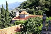 Свято-Никольский монастырь - Свети-Стефан - Черногория - Прочие страны