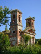 Церковь Троицы Живоначальной-Федяево-Вяземский район-Смоленская область-Pashkin
