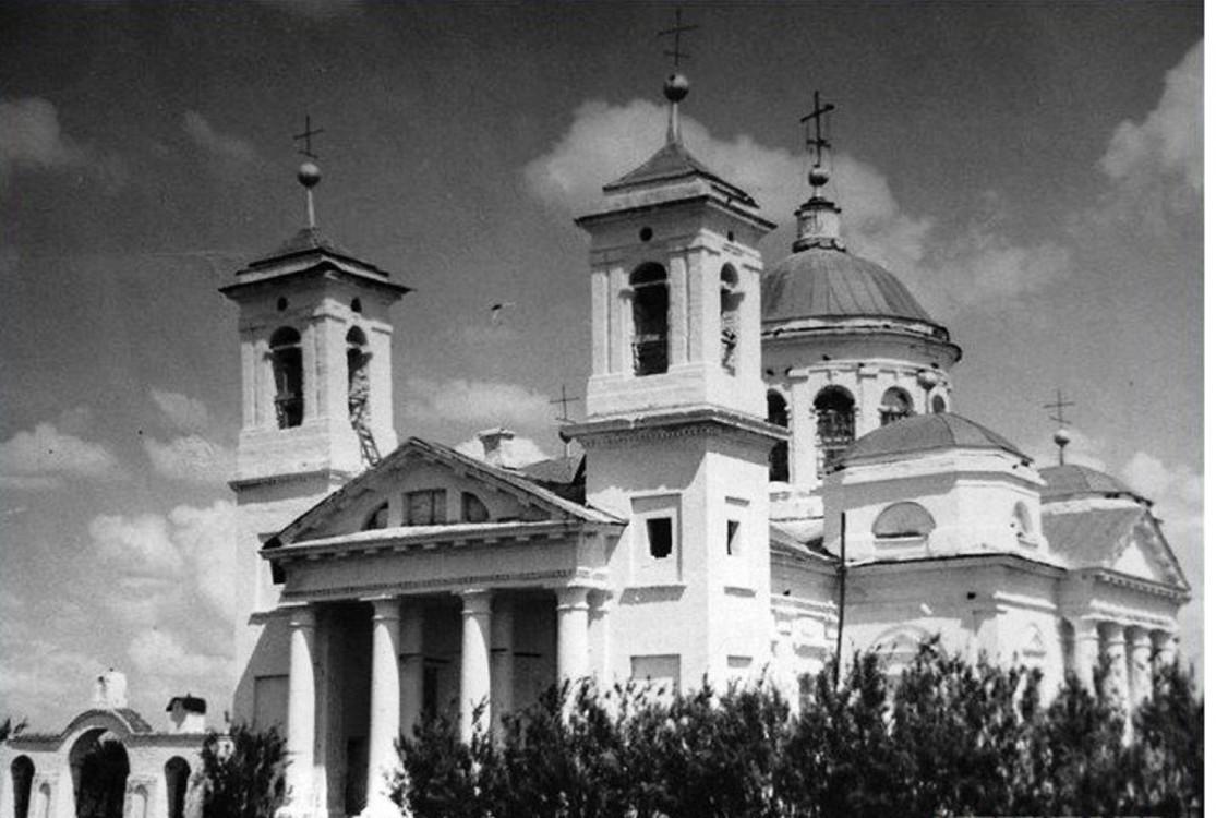 Церковь Троицы Живоначальной, Федяево