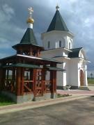 Церковь Владимира равноапостольного - Никольское - Новодугинский район - Смоленская область